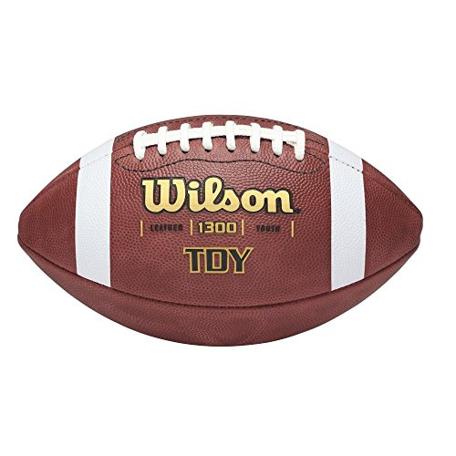 Youth Synthetic Leather Football - 8