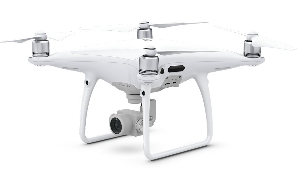 DJI-Phantom 4 Pro Dron con cámara CMOS de 20 MP, Color Blanco ...