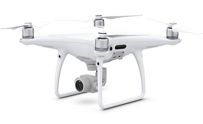 DJI-Phantom 4 Pro Dron con cámara CMOS de 20 MP, Color Blanco ...