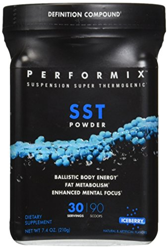 Performix Suspension Thermogenic Servings Iceberry product image