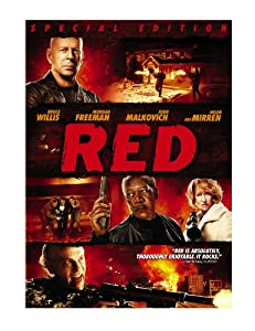 Red Special Edition from Summit Entertainment