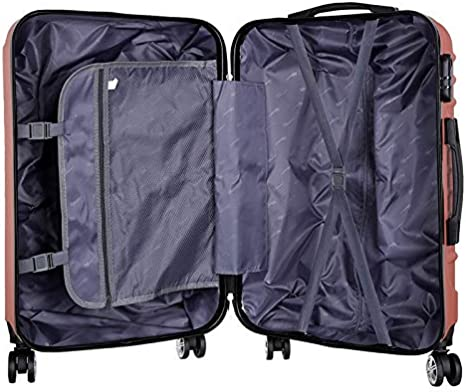 Zxl-xlx Wrap Angle Adult Suitcase Universal Wheel for Men and Women with Adult Travel Luggage 20 inch 24 inch Trolley case Color : A, Size : 20in