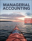 Managerial Accounting: Tools for Business Decision Making, 8th Edition