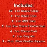 Utz Snack Variety Pack (Pack of 42) Individual