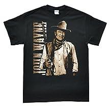 Stooble Men's John Wayne Cowboy T-Shirt