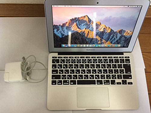 [해외]Apple MacBook Air 1.3GHz 듀얼 코어 i5  11.6  4GB  128GB MD711J  A / APPLE MacBook Air 1.3GHz Dual Core i511.64GB128GB MD711JA