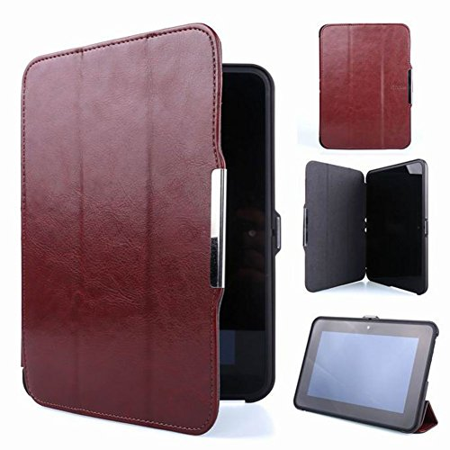 Meijunter Brown Holder Leather Protector Pouch Case Cover For 7