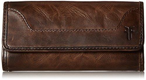 Melissa Continental Snap Wallet, Slate by FRYE (Image #1)