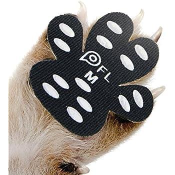 Amazon Com Loobani 48 Pieces Dog Paw Protector Traction