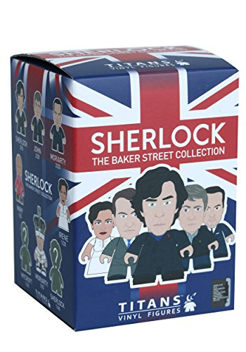 Titan's Vinyl Sherlock: Baker Street Collection Mystery (Vinyl Figure Collection)