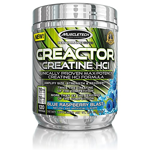 MuscleTech Creactor Creatine Powder