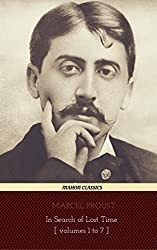 Marcel Proust : In Search of Lost Time [volumes 1 to 7]  (Mahon Classics)