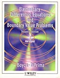 Elementary Differential Equations with Boundary Value Problems, Boyce, William E., 0471230367