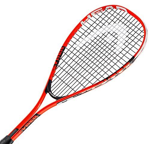 HEAD Cyber Edge Squash Racquet, Strung by HEAD (Image #2)