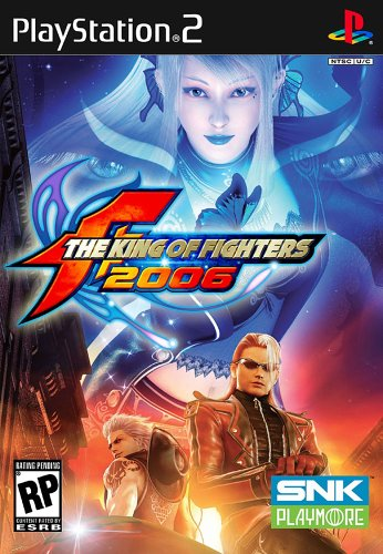 King of Fighters 2006 - PlayStation 2