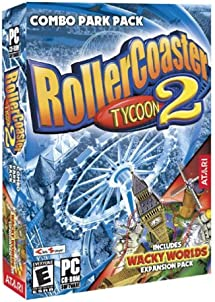RollerCoaster Tycoon 2 Combo Park Pack - PC     - Amazon com