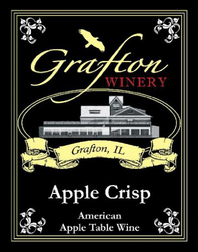 The Grafton Winery Apple Crisp