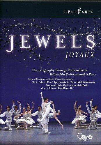 Jewel Dancing - Balanchine - Jewels / Aurelie Dupont, Alessio Carbone, Marie-Agnes Gillot, Agnes Letestu, Jean-Guillaume Bart, Clairemarie Osta, Kader Belarbi, Paris Opera Ballet