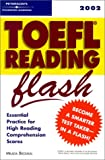 TOEFL Reading Flash 2002, Milada Broukal, 0768906253