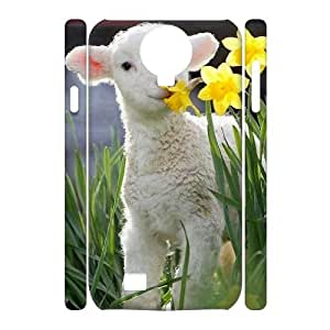 IMISSU Sheep Phone Case For Samsung Galaxy S4 i9500