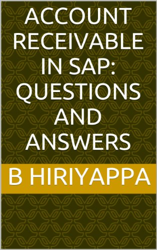 Download Account Receivable in SAP: Questions and Answers Pdf