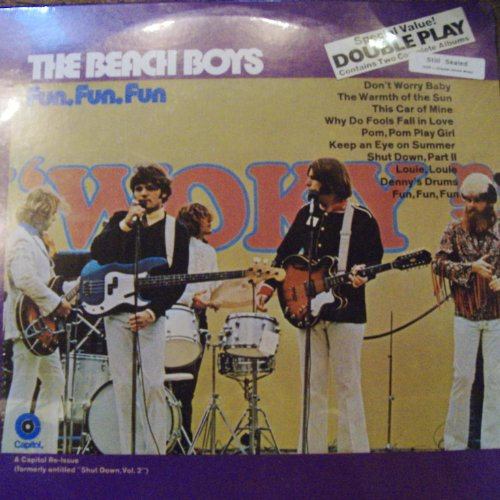 The Beach Boys - Fun,fun,fun & Dance, Dance, Dance - Zortam Music