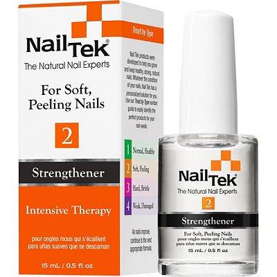 - NAIL TEK Intensive Therapy II - Set of 6 - 1/2oz Bottles