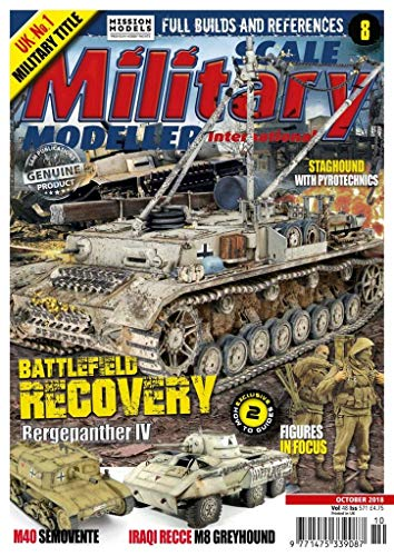 Scale Military Modeller International
