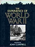 The Experience of World War II, , 0195207920