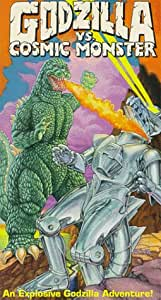 Amazon.com: Godzilla Vs Cosmic Monster [VHS]: Masaaki ...