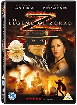 The Legend of Zorro (2005) BRRip 720p 1.1GB DD 5.1 [Hindi-English-Telugu] MKV