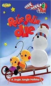 Rolie Polie Olie - A Jingle Jangle Holiday [VHS]