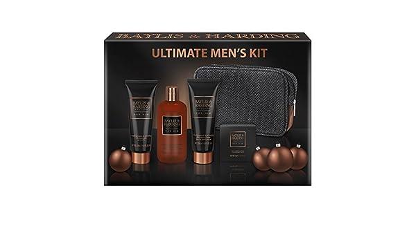 Baylis y Harding Negro Pimienta y Ginseng Ultimate Kit de hombre: Amazon.es: Belleza