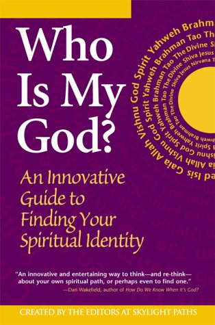 Who Is My God?: An Innovative Guide to Finding Your Spiritual Identity pdf