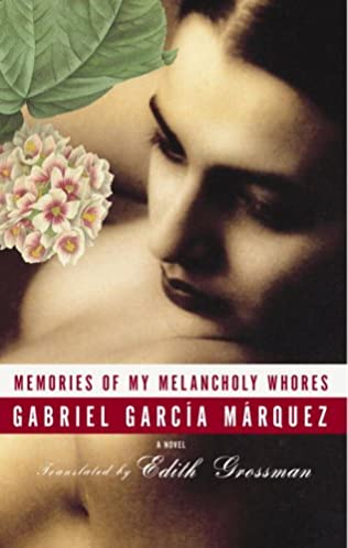 book cover of Memories of My Melancholy Whores