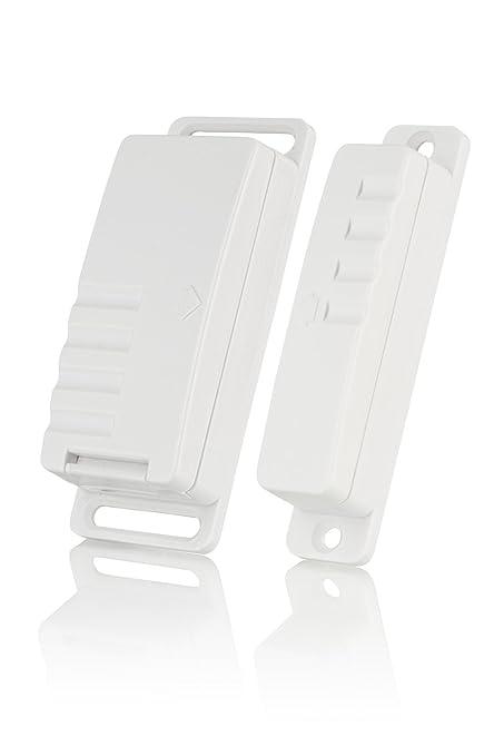 Trust Smart Home 71018 Trust AMST-606-Sensor magnético para Puertas y Ventanas,
