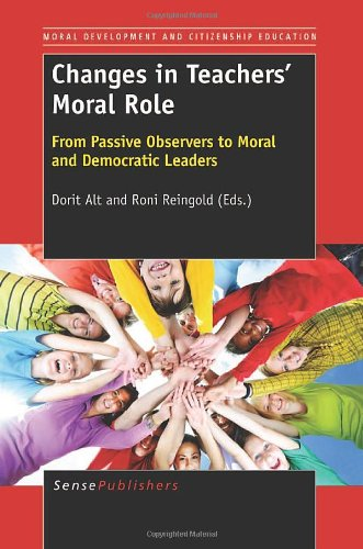 Changes in Teachers' Moral Role (Moral Development and Citizenship Education) pdf