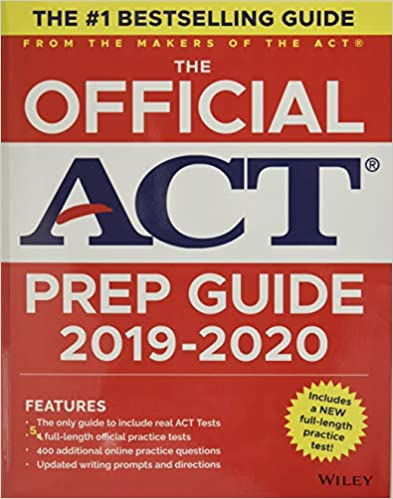 Amazon Com The Official Act Prep Guide 2019 2020 Book 5 Practice Tests Bonus Online Content 9781119580508 Act Books Over 40 real act tests can be downloaded free of charge. the official act prep guide 2019 2020