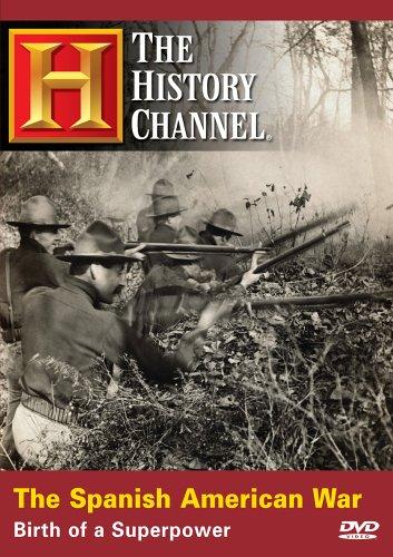 Amazon.com: History Channel: The Spanish-American War - Birth of a ...