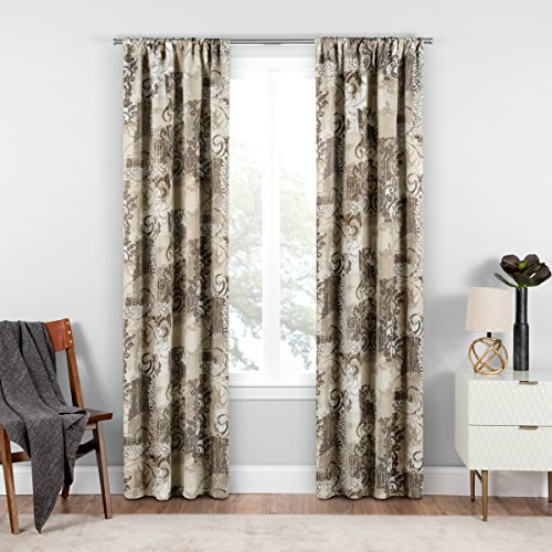 (ECLIPSE Blackout Curtains for Bedroom - Chiswick 37