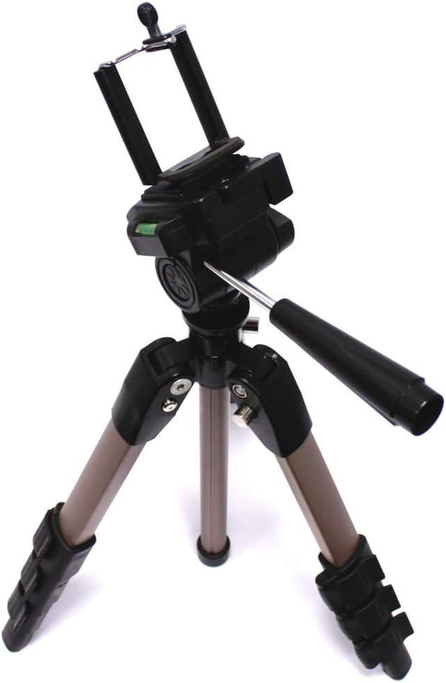 Cablematic - Soporte de smartphone 55mm-80mm para trípode de rosca ...