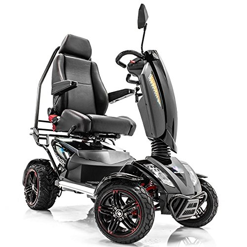 Best Off Road Mobility Scooter For Active Outdoorsy