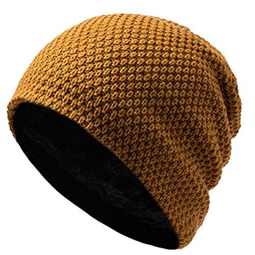 de Invierno Punto Naranja Proteger Tosado ROBO las Cabeza Turbante Sombrero Orejas dRBqnwI
