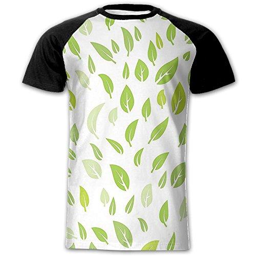 Newfood Ss Vector Design with Tattoo Aztec Mayan Style Stripes Shapes Print Men's Short Sleeve Raglan T XL