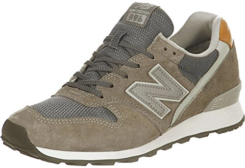 Basses Femme Gris New Balance Clair 996 Sneakers Carnival UXnXIPTq