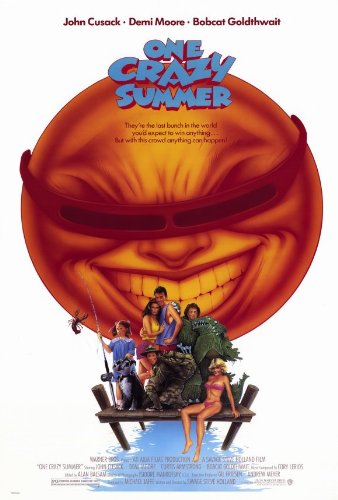one-crazy-summer-poster-27x40-john-cusack-demi-moore-william-hickey
