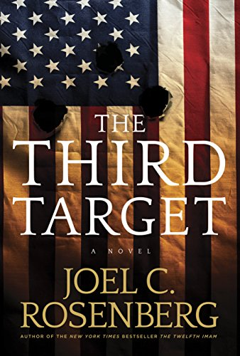 The Third Target: A J. B. Collins Novel by [Rosenberg, Joel C.]