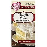 XO BAKING Gluten Free Vanilla Cake Mix 538g