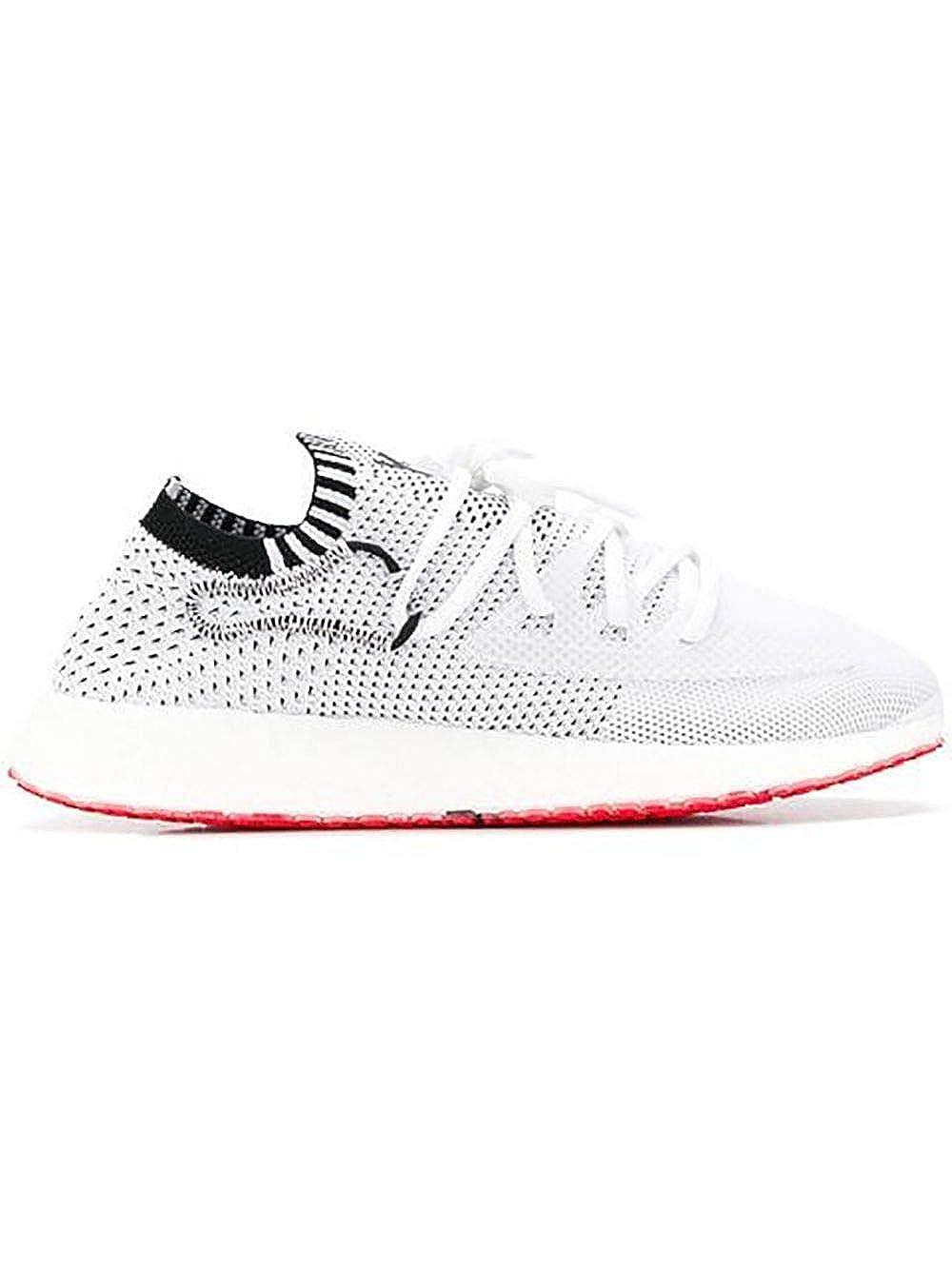 adidas Y 3 Yohji Yamamoto Herren F97405 Weiss Stoff Sneakers