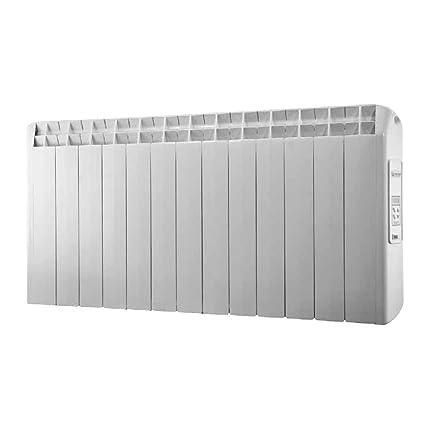 farho XP - Radiador Eléctrico de bajo Consumo 1430 W, Digital Programable y opción WiFi